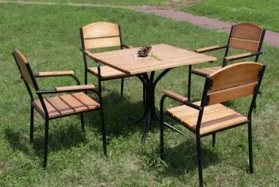 комплект мебели для кафе