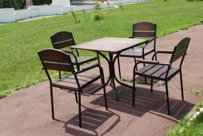 Мебель для уличных кафе и ресторанов в Полтаве, Херсоне