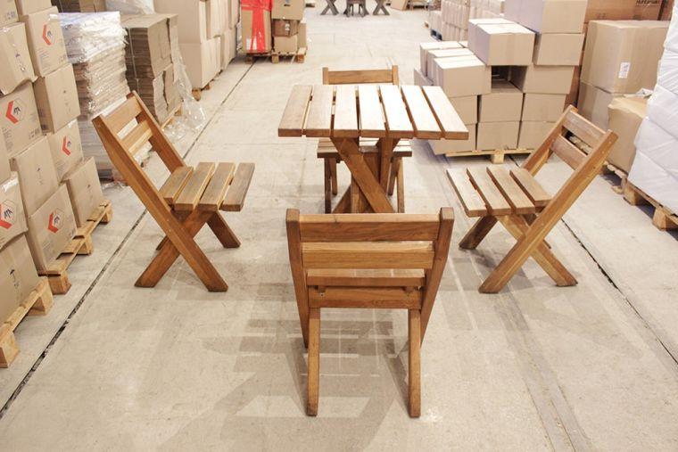 мебель для кафе дерево