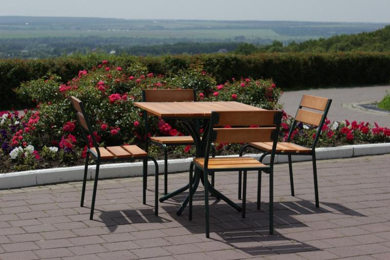 мебель для ресторана деревянная