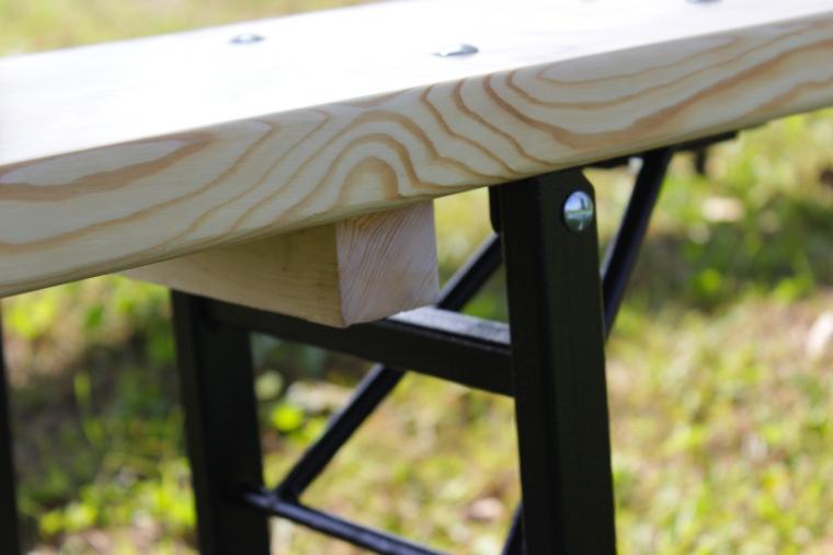 комплект мебели деревянный